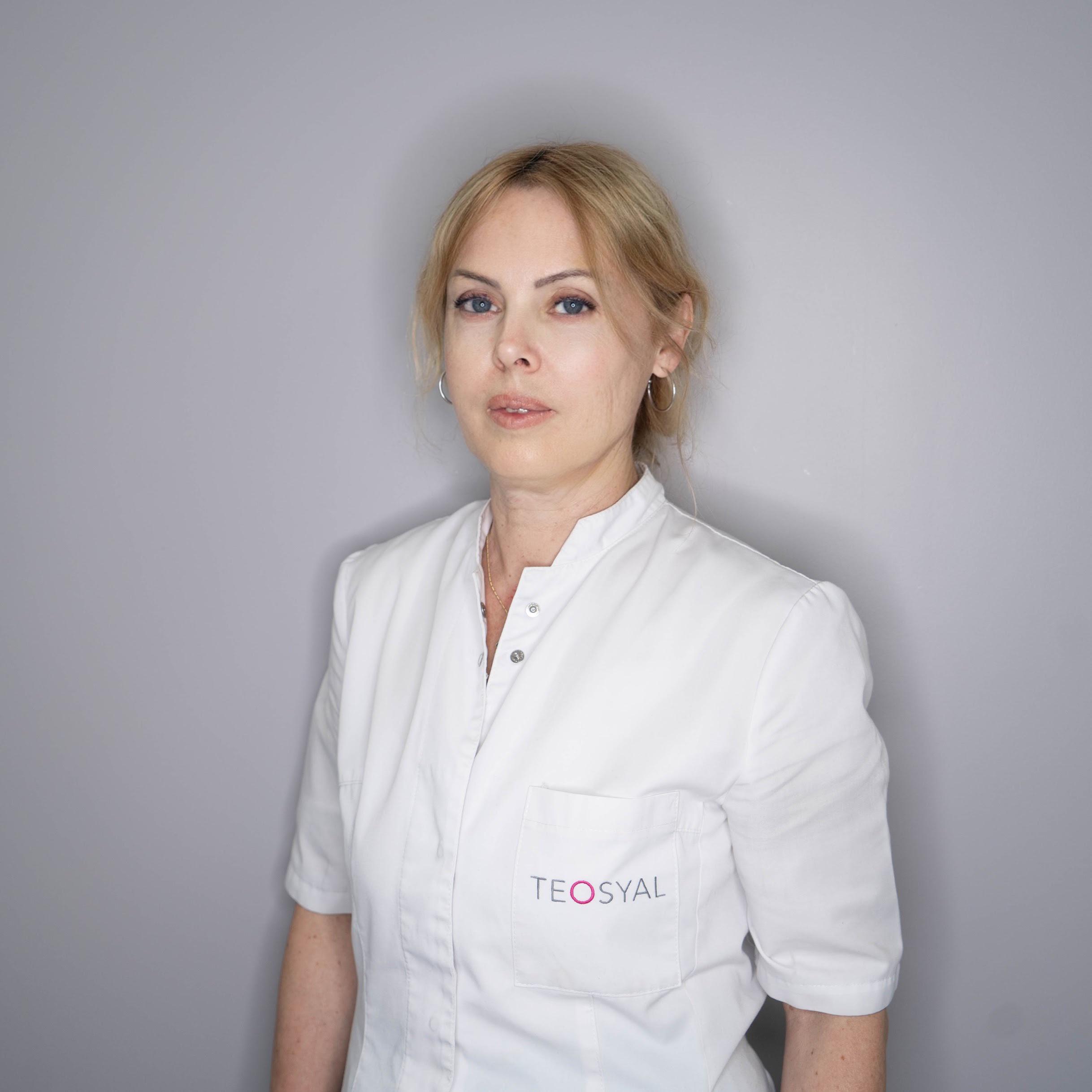 Ольга Олеговна Цыкоза