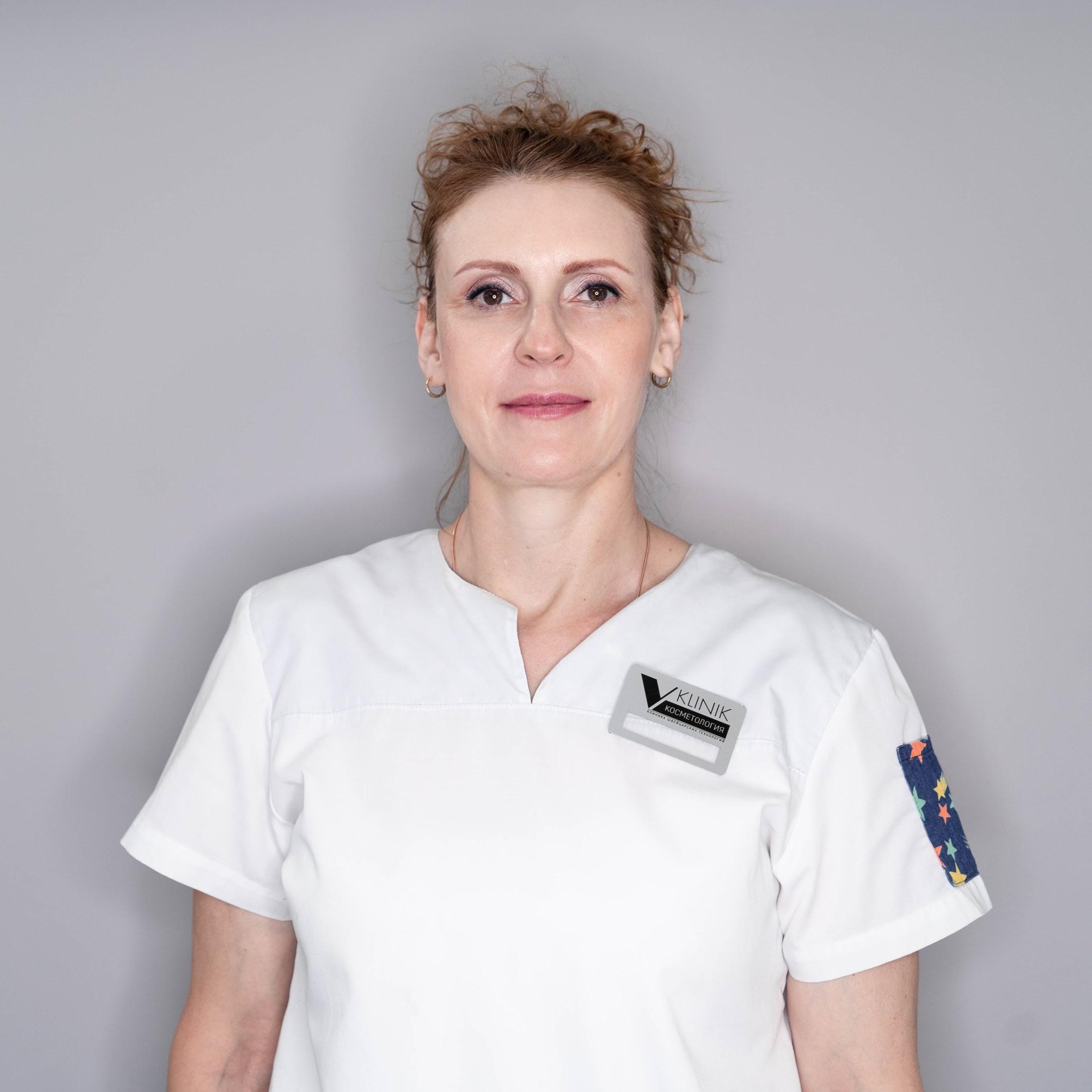 Светлана Анатольевна Сычева